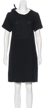 Chloé Wool Shift Dress