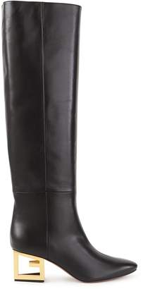 Givenchy Triangle boots