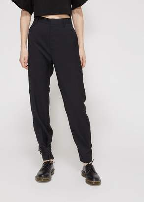 Noir Kei Ninomiya Gathered Trouser