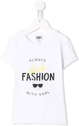Karl Lagerfeld Paris Always Fashion T-shirt