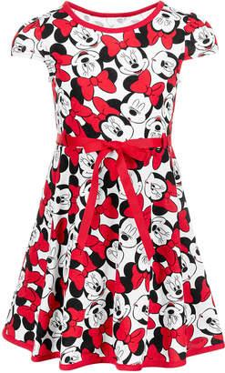 Disney Toddler Girls Minnie Mouse Dress