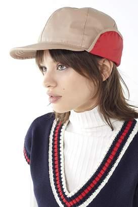Urban Outfitters Nylon Deerstalker Hat