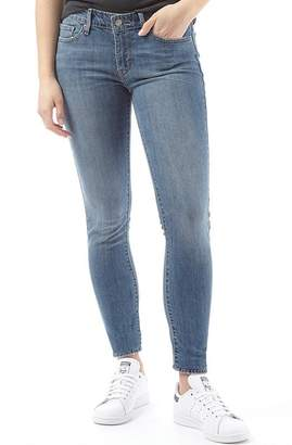 Levi's Womens 711 Skinny Jeans Rustic Woodland