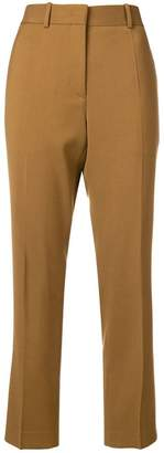 Jil Sander Emilio cropped trousers