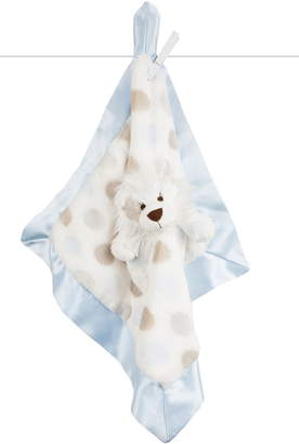 Little Giraffe Luxe Dot Lion Blanket
