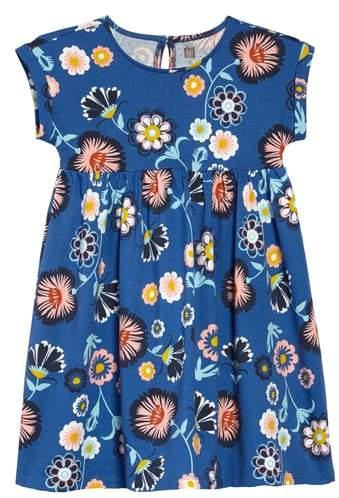 Tea Collection Floral Cotton Dress