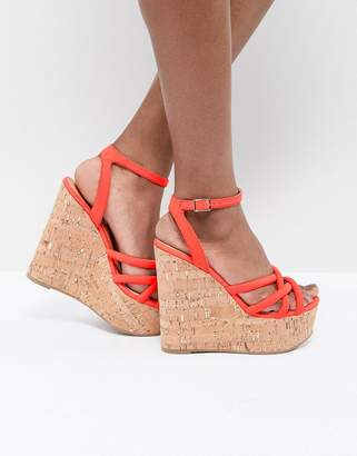 Asos DESIGN TULITA High Wedges