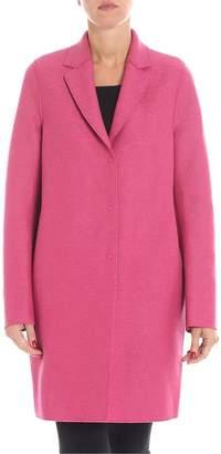 Harris Wharf London Single Breasted Oversized Coat