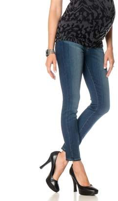 Paige Secret Fit Belly Verdugo Ultra Skinny Maternity Jeans- Tristan