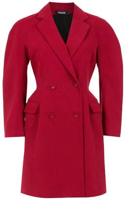 Reinaldo Lourenço coat with bell sleeves
