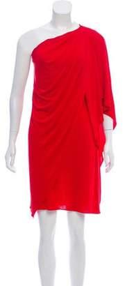 Mark & James by Badgley Mischka by Badgley Mischka Draped Mini Dress w/ Tags