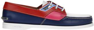 Colour Block Deck Shoes