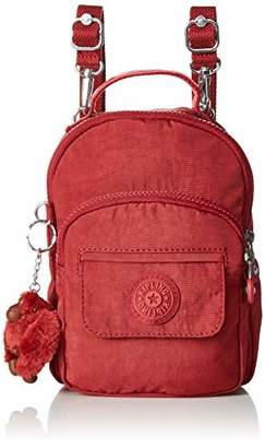 Kipling Alber Solid 3-in-1 Convertible Minibag Backpack