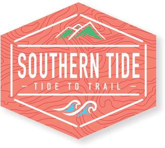 Southern Tide Tide to Trail Sticker