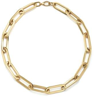 "Bloomingdale's 14K Yellow Gold Large Link Necklace, 16"" - 100% Exclusive"