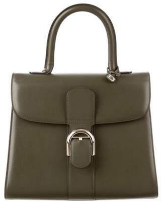 Delvaux Brillant MM Sellier Bag