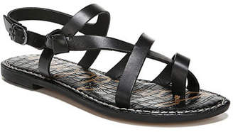 5c14d99fb Sam Edelman Black Strappy Women s Sandals - ShopStyle