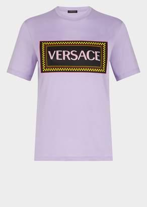 Versace 90s Vintage Logo T-Shirt