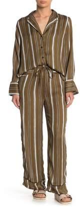 Emory Park Woven Striped Pants