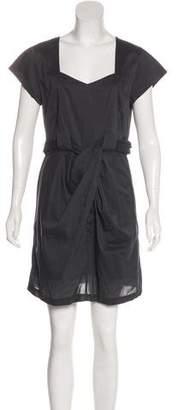 AllSaints Mini Short Sleeve Dress