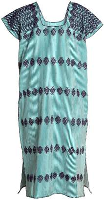 PIPPA HOLT No.35 embroidered cotton kaftan