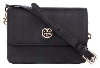 Tory Burch Leather Robinson Crossbody Bag