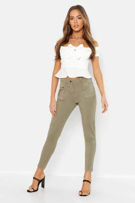 45c19ab58415 Beige Skinny Jeans For Women - ShopStyle UK