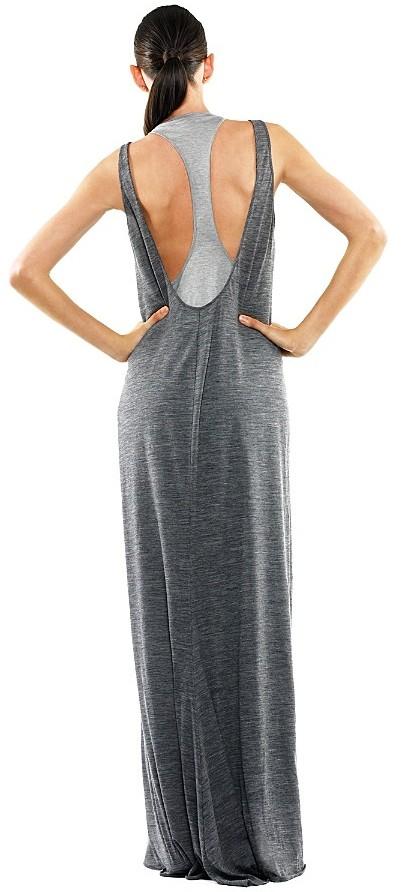RLX Ralph Lauren Double Layer Maxi Dress