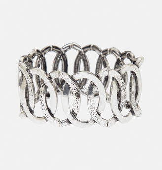 Avenue Open Oval Stretch Bracelet