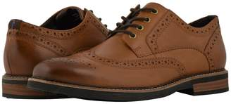 Nunn Bush Oakdale Wingtip Oxford with KORE Walking Comfort Technology Men's Lace Up Wing Tip Shoes