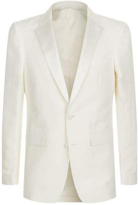 Burberry Silk Dinner Jacket