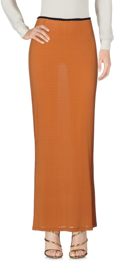 Angelos Frentzos Long skirts - Item 35331302