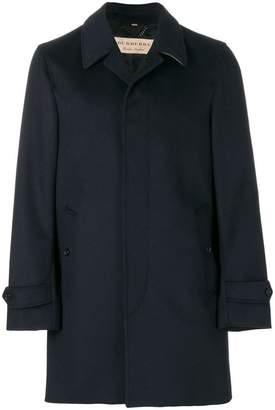 Burberry car coat