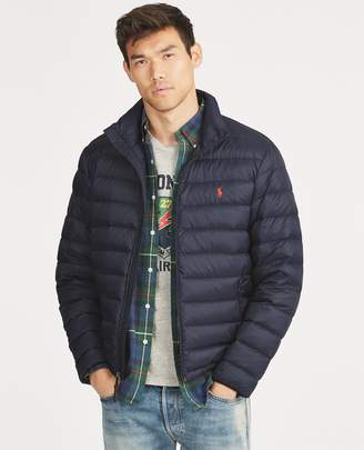 Ralph Lauren Packable Quilted Down Jacket