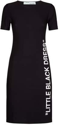 Off-White Little Black Dress