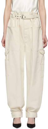 Isabel Marant Off-White Inny Trousers