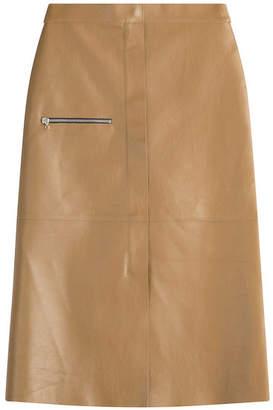 Golden Goose Leather Skirt