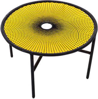 Moroso Banjooli Dining Table - Yellow/Black