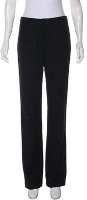 Timo Weiland Mid-Rise Straight-Leg Pants