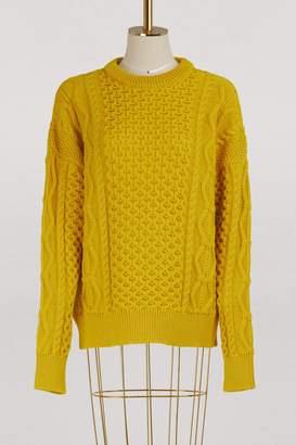 Ami Irish sweater