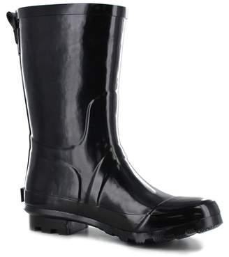 Western Chief Classic Mid Onyx Rain Boot