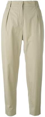 Max Mara Markus cropped trousers