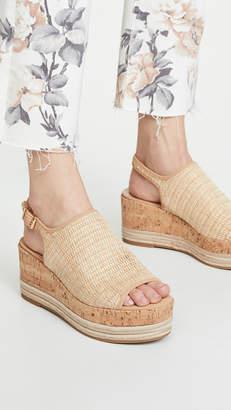 Steven Ciera Flatform Sandals