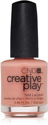 CND Vinylux Creative Play Nail Polish, Jammin' Salmon , 0.46 fl. Oz.