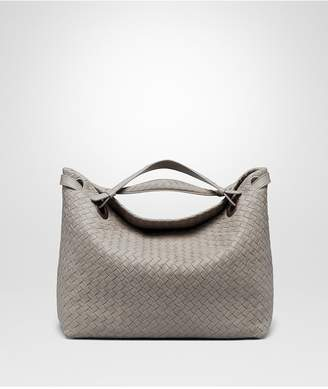 Bottega Veneta Cobalt Intrecciato Nappa Medium Garda Bag