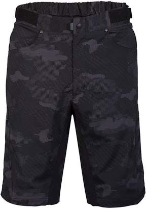 Zoic ZOIC Ether Camo Short + Essential Liner - Men's