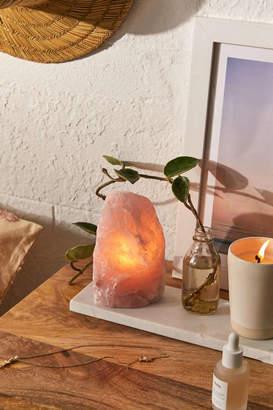 Rose Quartz Crystal Lamp