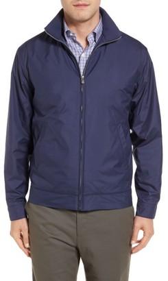 Men's Peter Millar Zip Jacket $150 thestylecure.com