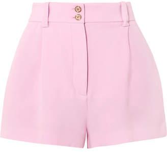 Versace Silk-crepe Shorts