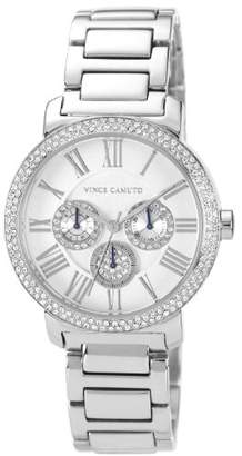 Vince Camuto (ヴィンス カムート) - [ヴィンス・カムート]VINCE CAMUTO 腕時計 クォーツ VC/5001SVSV 【正規輸入品】